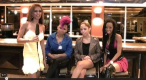 MichaelaTV Interviews @crystaltamar and Sophia Fresh