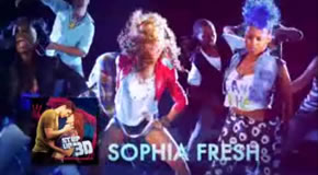 Step Up 3D Soundtrack Commercial
