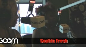 @crystaltamar and Sophia Fresh Interviewed by AllHipHop.com