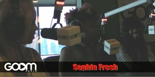 @crystaltamar and Sophia Fresh Interviewed by AllHipHop.com
