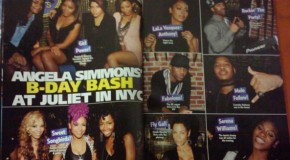 Sophia Fresh and @crystaltamar in Hip Hop Weekly Magazine
