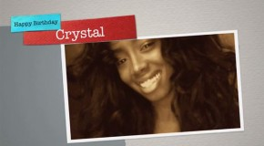 Crystal's (@crystaltamar) Birthday Video