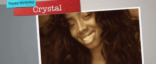Crystal's (@crystaltamar) Birthday Video