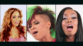 From the archive: @crystaltamar and Sophia Fresh ft @RICCOBARRINO and @tpain – Go Green [Video]